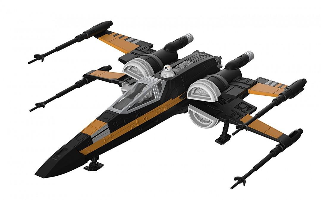 New Last Jedi Build & Play Sound & Light Up Model Kits Rundown!