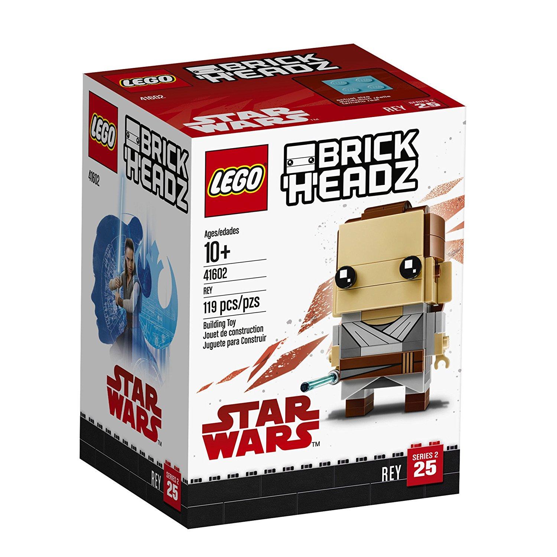 TLJ Brick Headz Rey Lego Set 1