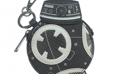 New Last Jedi BB-9E Clutch Coin Bag available on Amazon.com