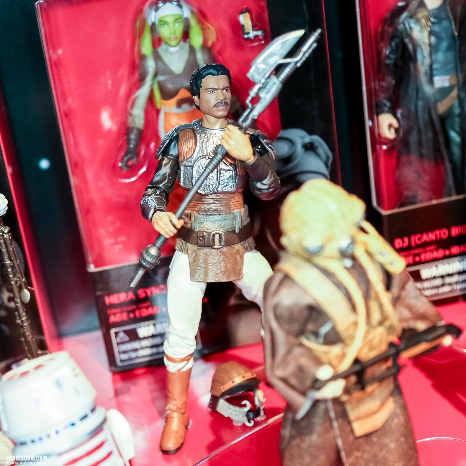 ROTJ BS Lando Figure