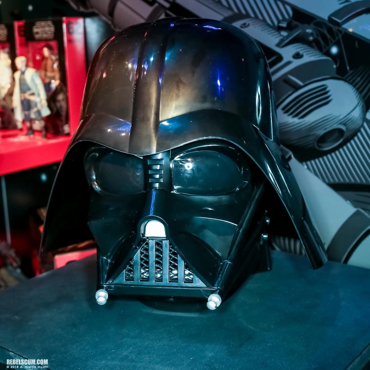 SW BS Darth Vader Helmet 2