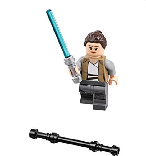 TLJ Rey Lego Mini Figure 2