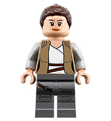 TLJ Rey Lego Mini Figure 1
