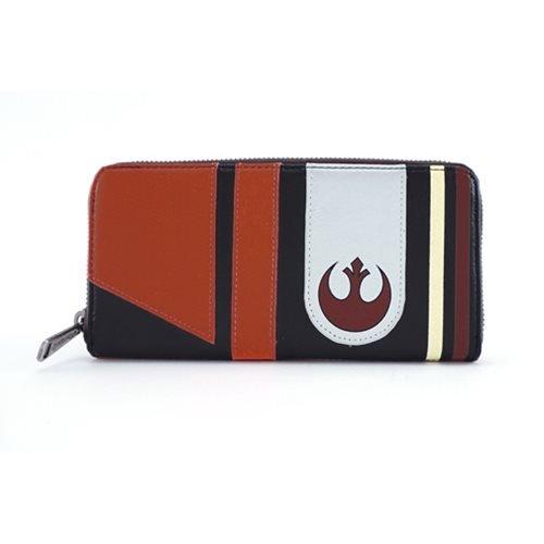 TLJ Poe Dameron Wallet