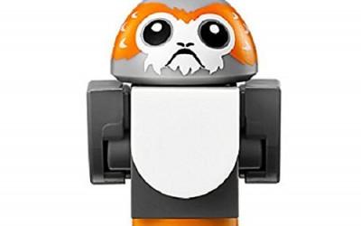 New Last Jedi Porg Lego Mini figure available on Amazon.com