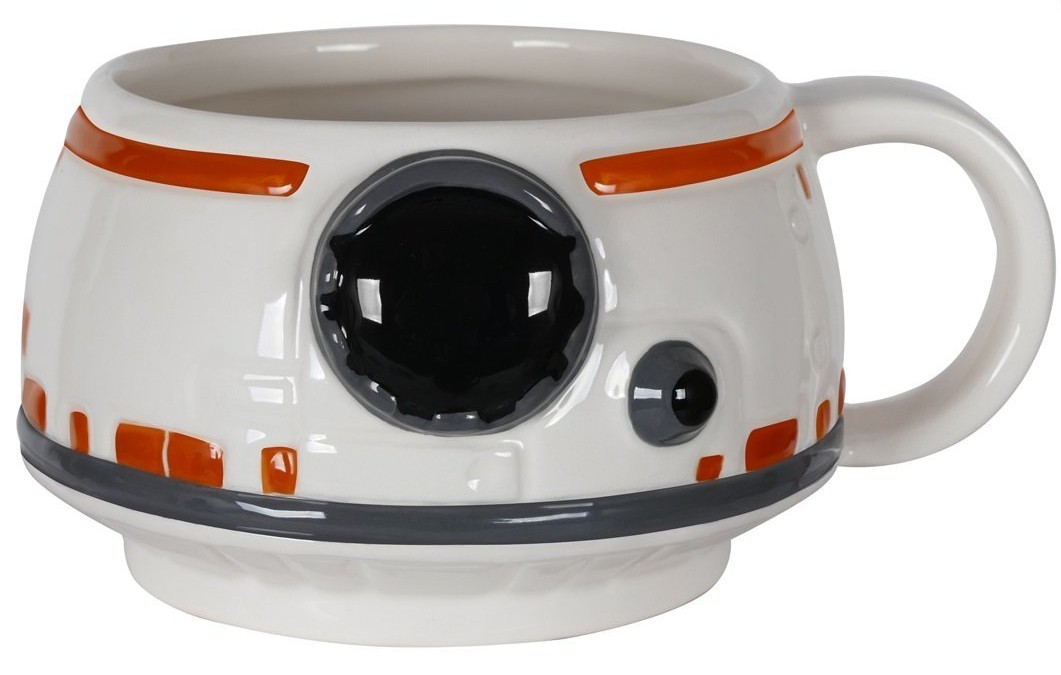 New Last Jedi Funko Pop! BB-8 Ceramic Mug available on Walmart.com