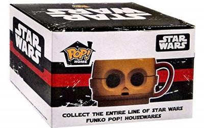 New Last Jedi Funko Pop! C-3PO Ceramic Mug available on Amazon.com