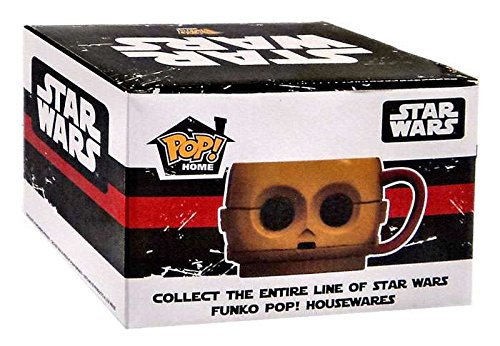 New Last Jedi Funko Pop! C-3PO Ceramic Mug available on Amazon.com
