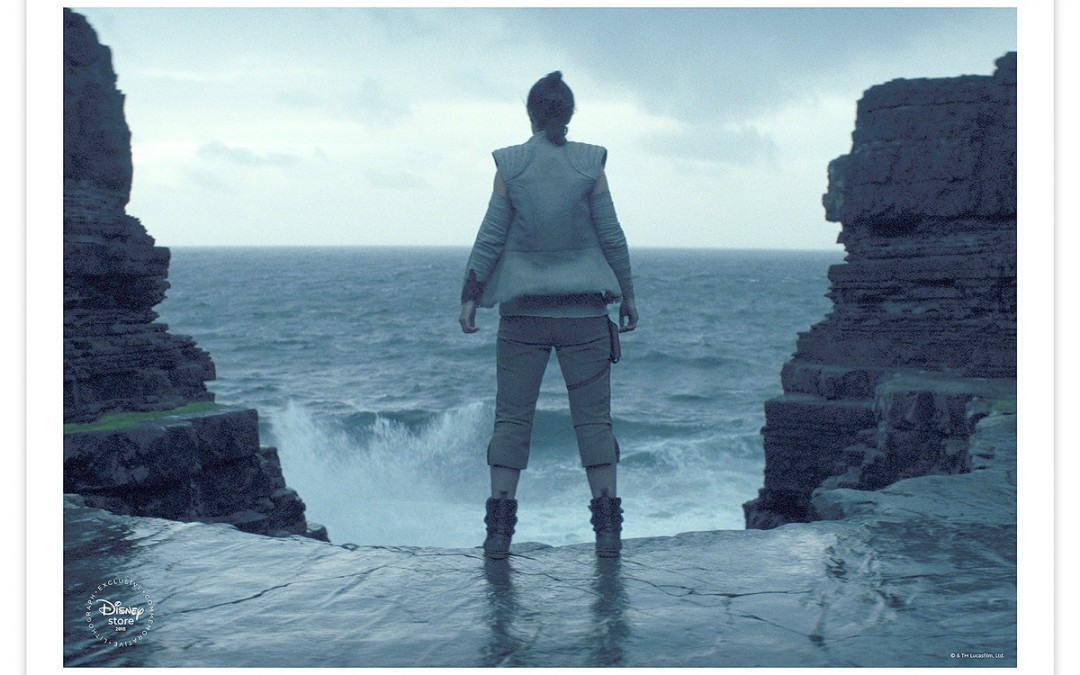 New Last Jedi Blu-ray Multi-Screen Edition with FREE Lithograph Set available for pre-order on ShopDisney.com