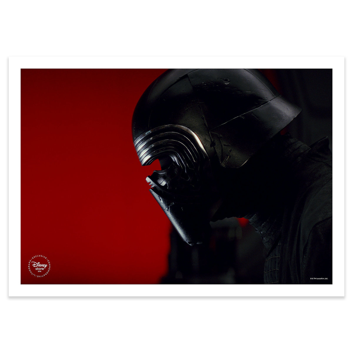 TLJ Blu-ray Multi-Screen Edition with FREE Lithograph Set 3