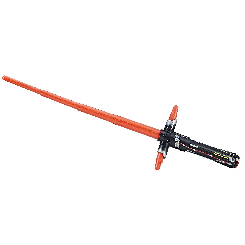 TLJ Kylo Ren BB Extendable Lightsaber 2