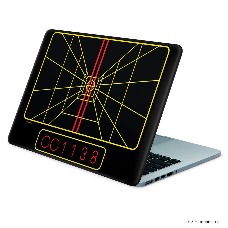 TLJ X-Wing Targeting Computer Laptop Wrap 3