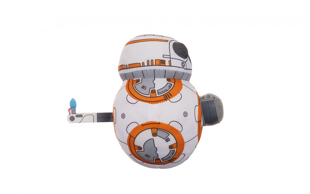 New Last Jedi Thumbs Up BB-8 Plush Toy available on Amazon.com