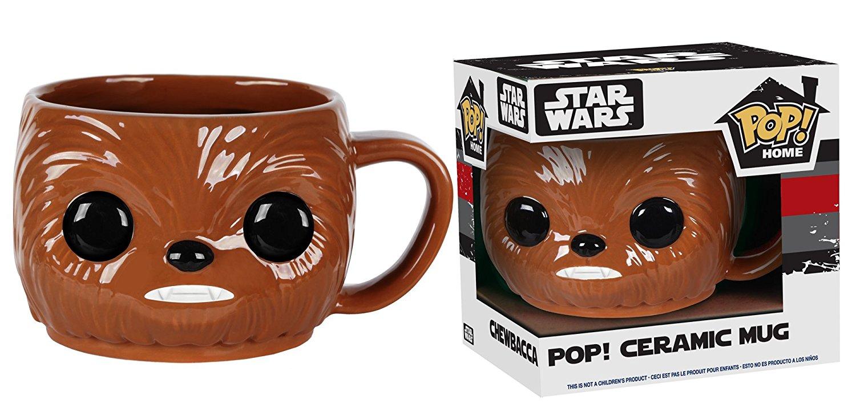 TLJ FP Chewbacca Ceramic Mug