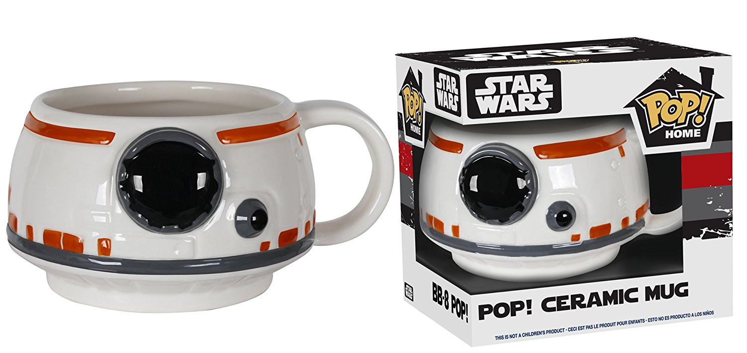 TLJ Funko Pop! BB-8 Ceramic Mug