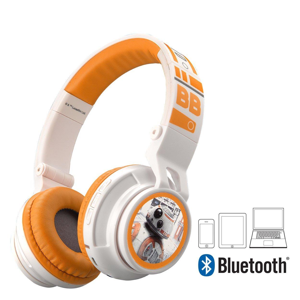 TLJ BB-8 Bluetooth Wireless Headphones 3