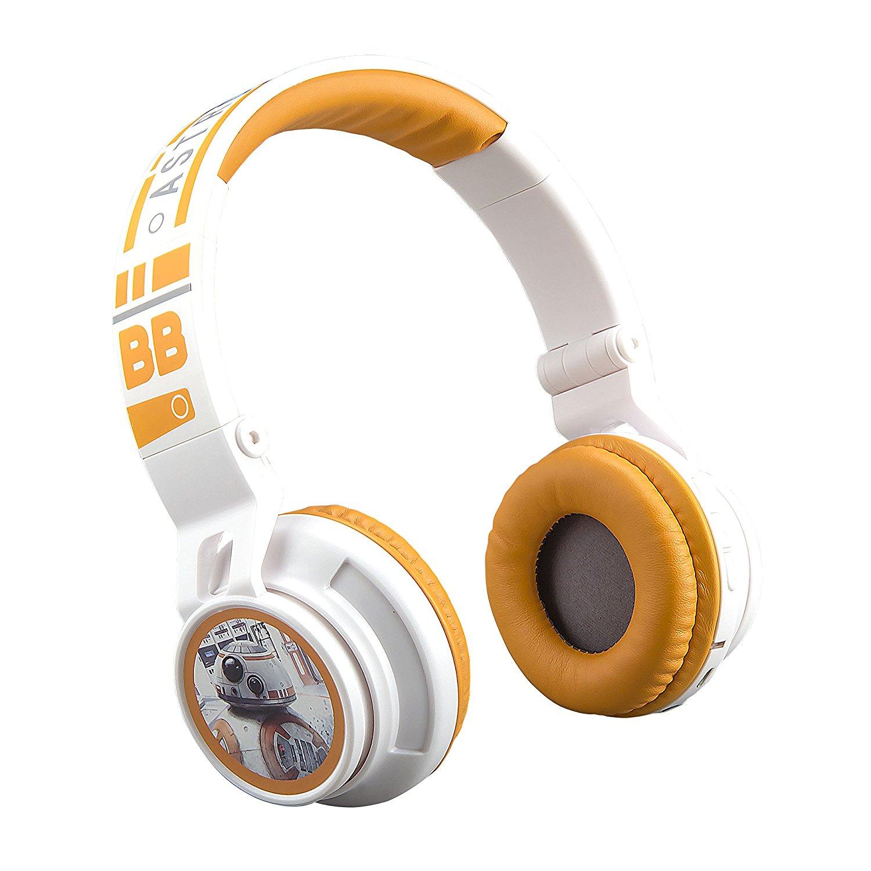 TLJ BB-8 Bluetooth Wireless Headphones 4