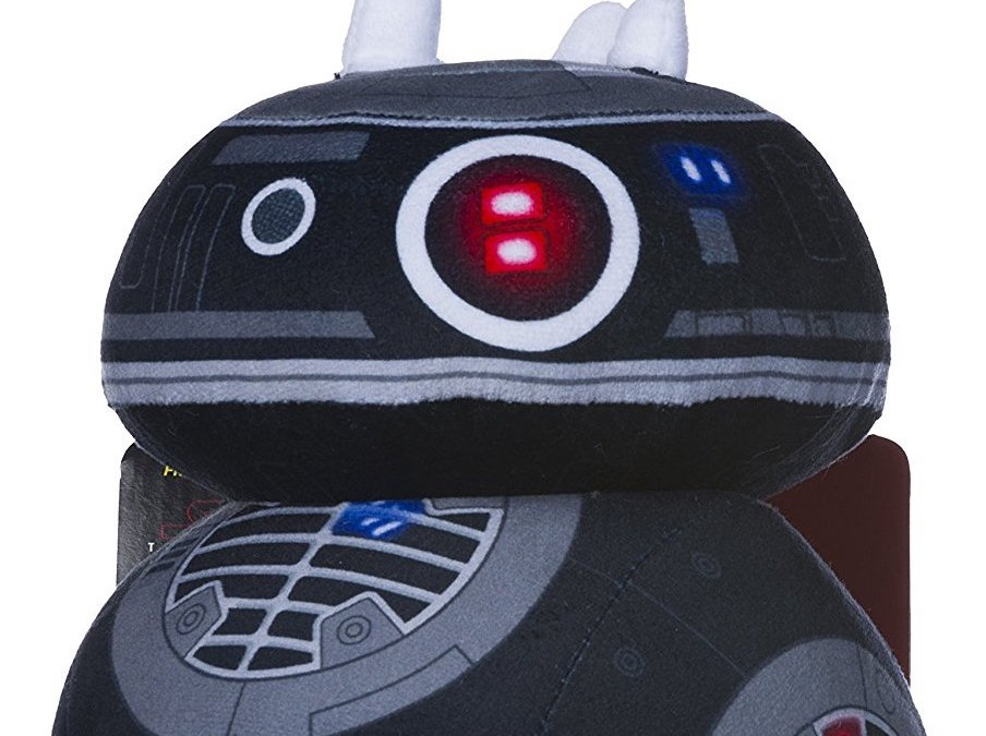 "New Last Jedi 10"" BB-9E Plush Toy available on Amazon.com"