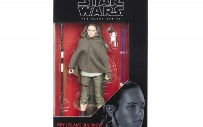 New Last Jedi Back Series Rey (Island Journey) Figure available on Amazon.com