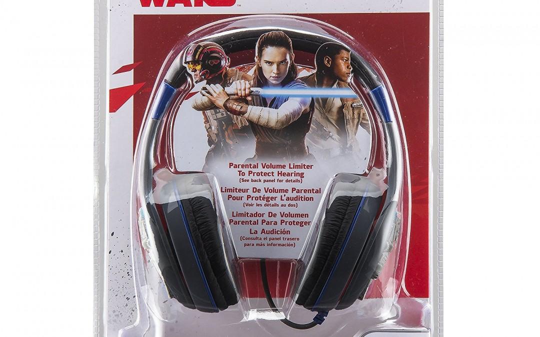 New Last Jedi Themed Millennium Falcon Headphones available on Amazon.com