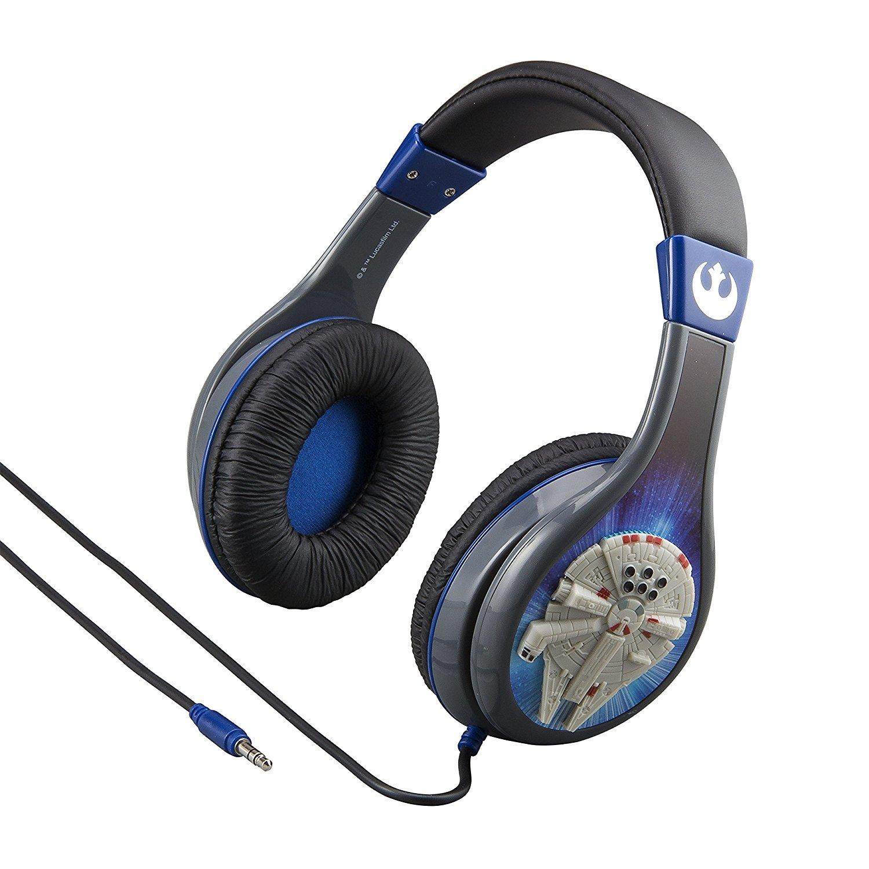TLJ Millennium Flacon Headphones 3