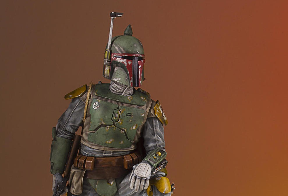 New Boba Fett Collector's Gallery Statue available for pre-order on Gentlegiantltd.com