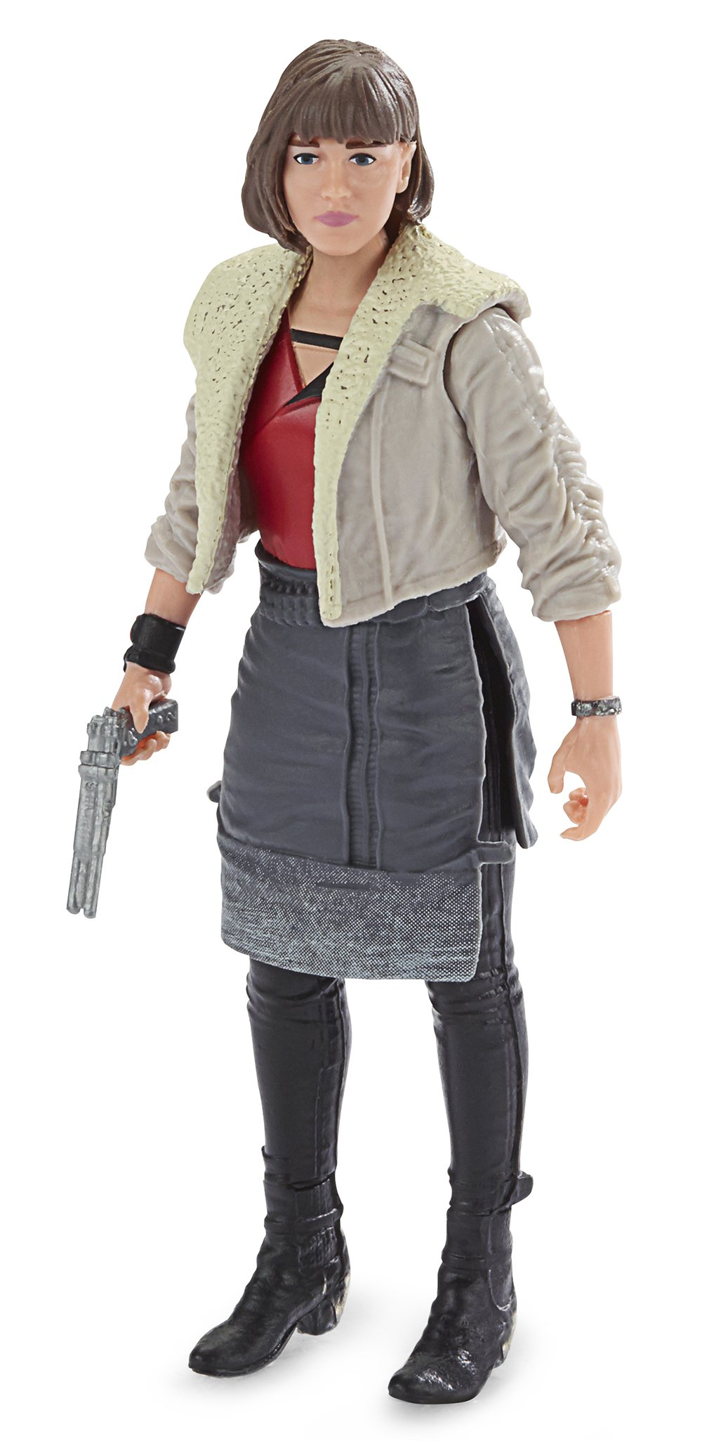 Solo: ASWS Force Link Qi'Ra Figure