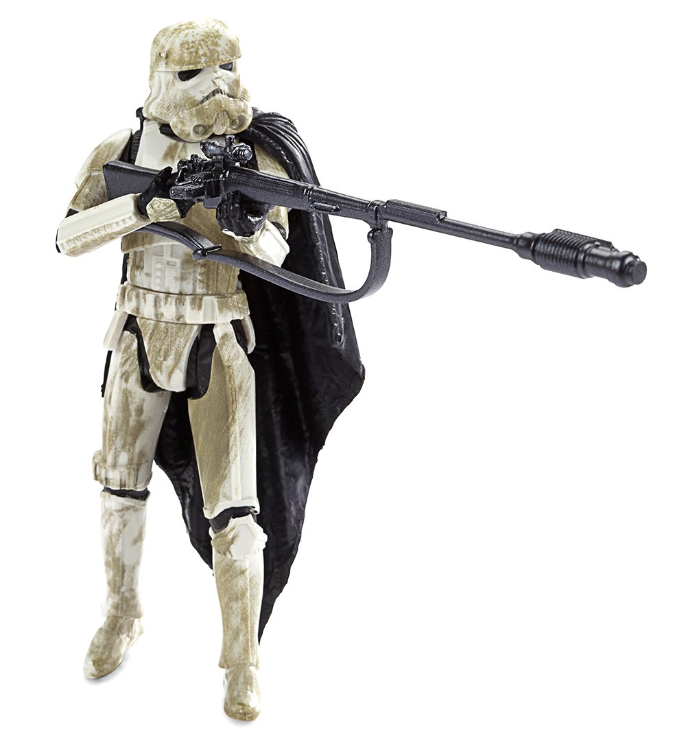 Solo: ASWS Force Link Imperial Mimban Stormtrooper Figure