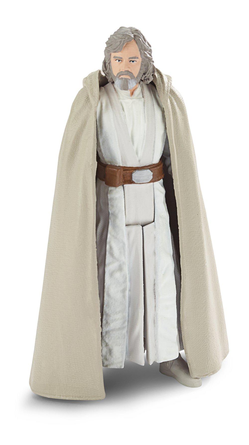 Solo: ASWS (TLJ) Force Link Luke Skywalker Figure