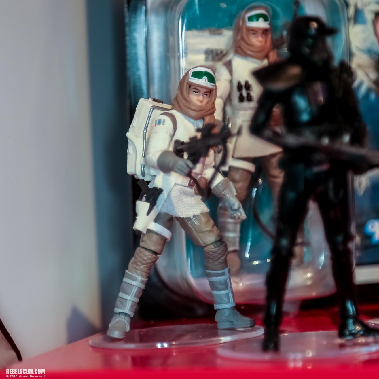 TESB Hoth Rebel Trooper Vintage Figure