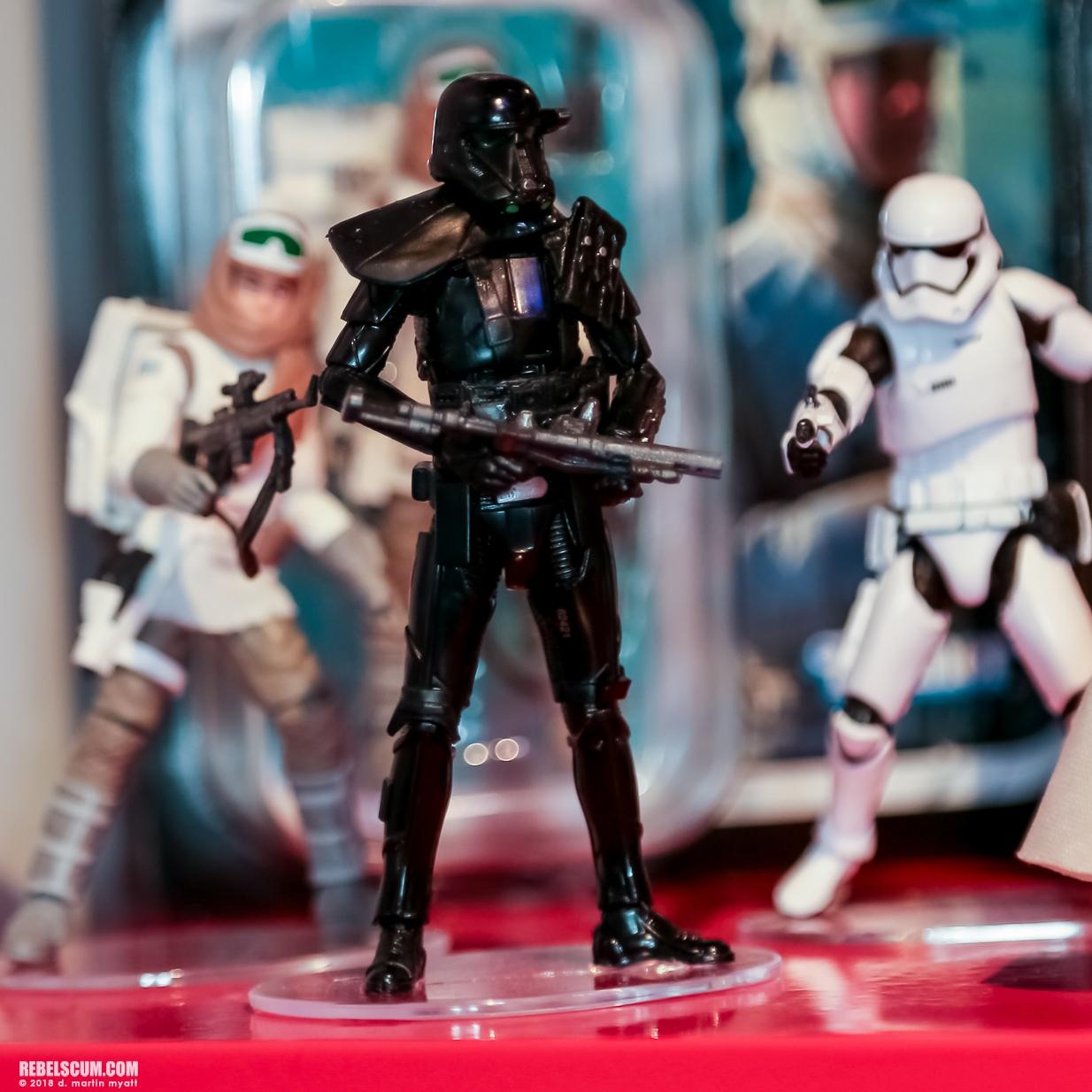 RO Imperial Deathtrooper Vintage Figure
