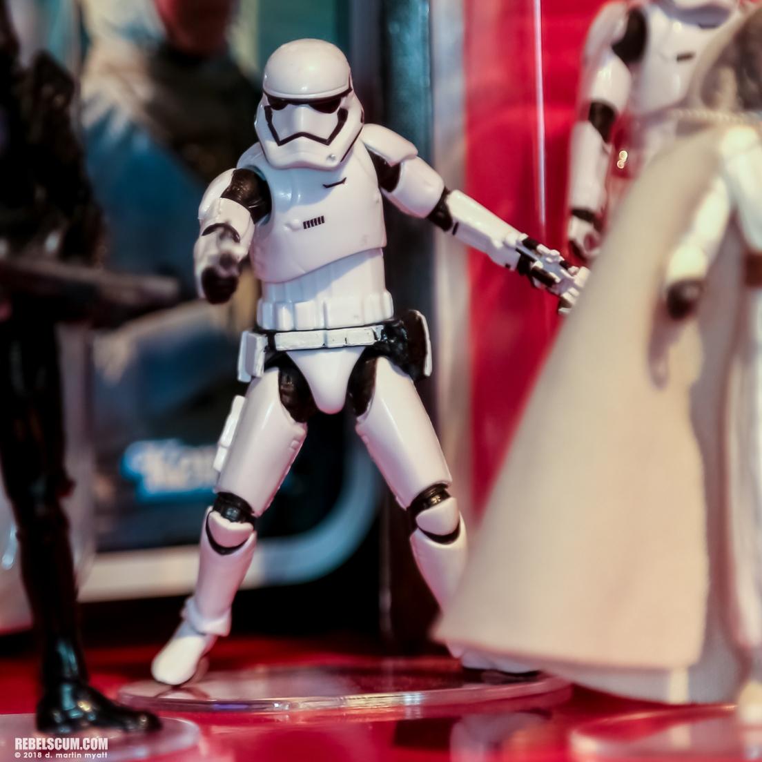 TFA First Order Stormtrooper Vintage Figure