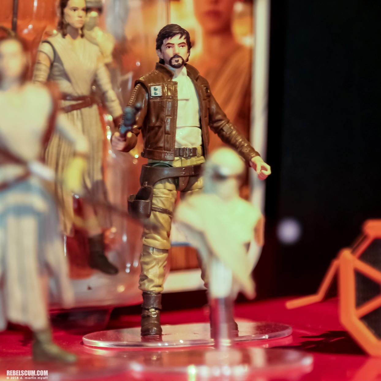 RO Captain Cassian Vintage Figure