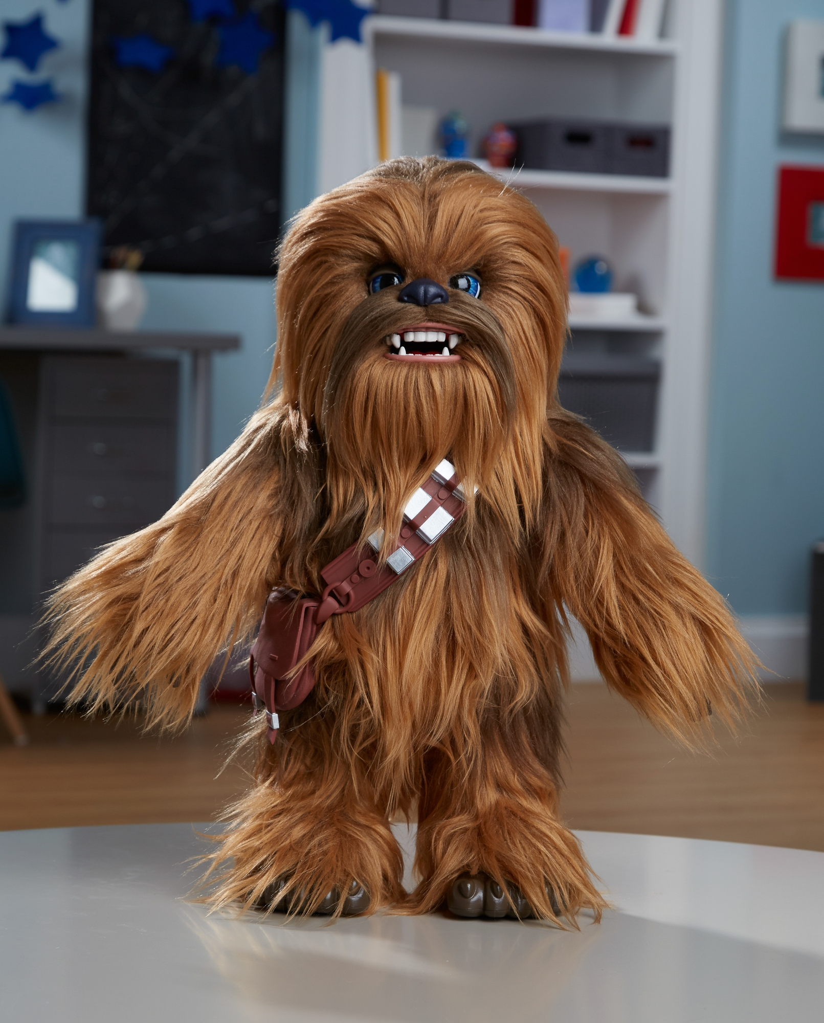 Solo: ASWS Ultimate Co-Pilot Chewie Toy