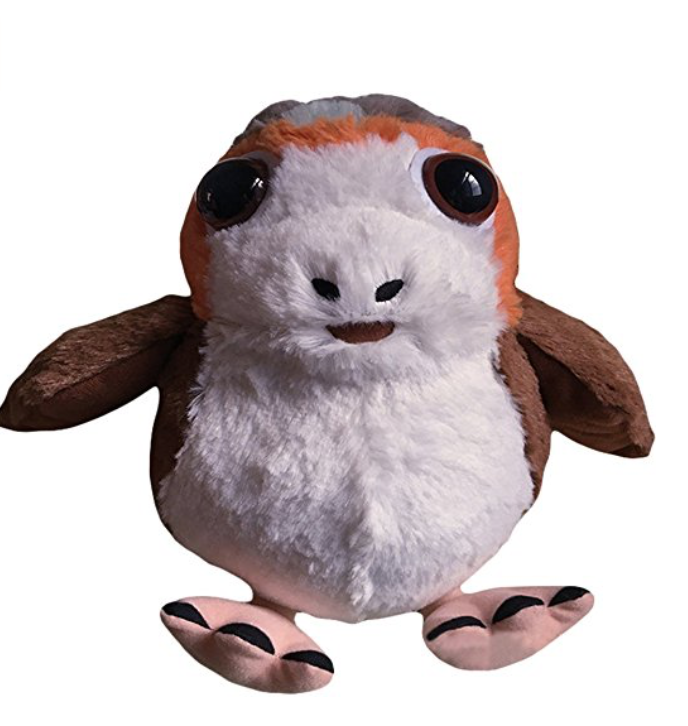 TLJ Cosplaysky Porg Bird Plush Doll 1