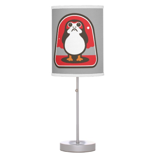 New Last Jedi Porg Badge Lamp available on ShopDisney.com