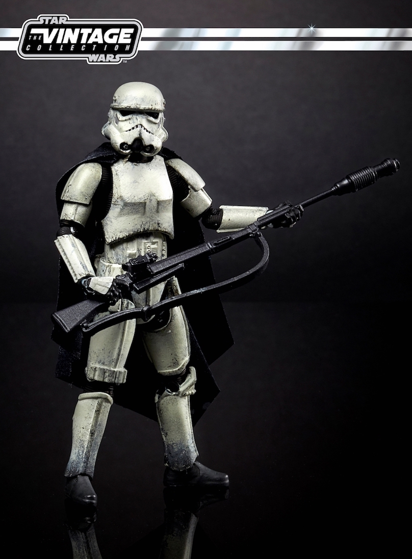 Solo: ASWS Vintage Imperial Stormtrooper Figure