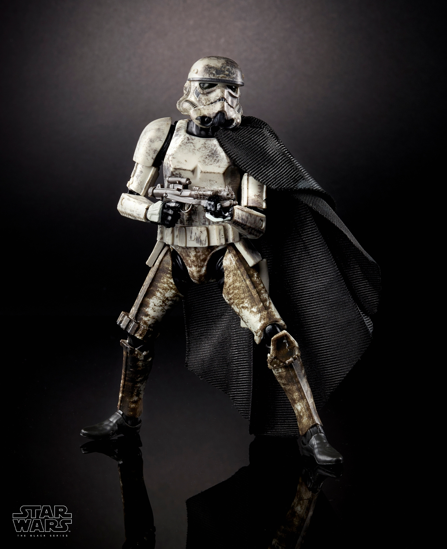 Solo: ASWS Imperial Mimban Stormtrooper Figure