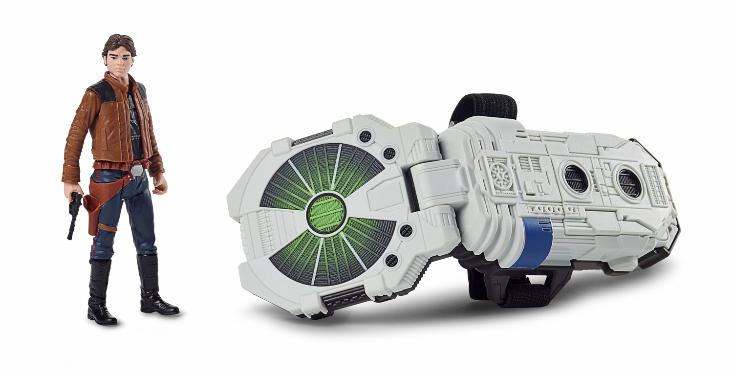 Solo: ASWS Han Solo Force Link Figure Set