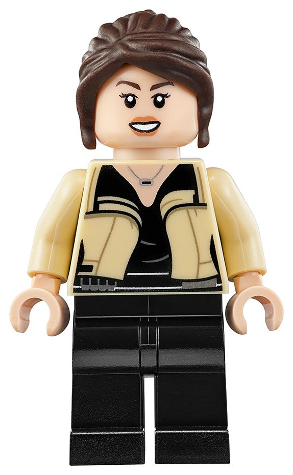 Solo: ASWS Kessel Run Millennium Falcon Lego Set 4