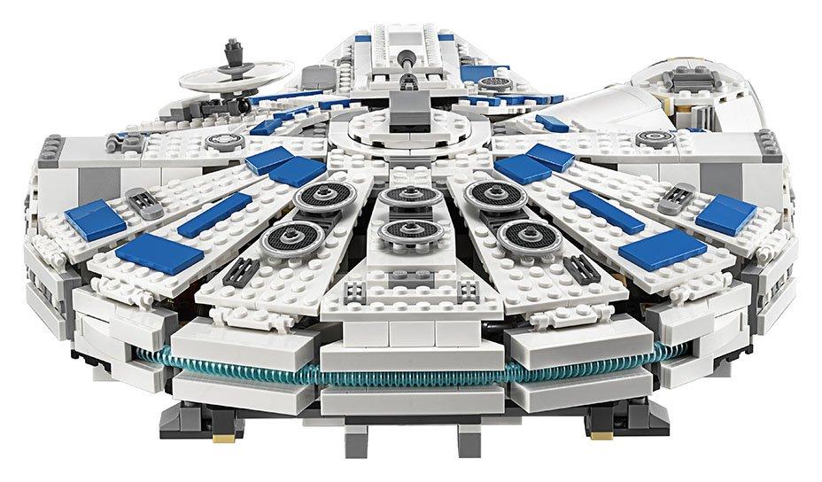 Solo: ASWS Kessel Run Millennium Falcon Lego Set 2