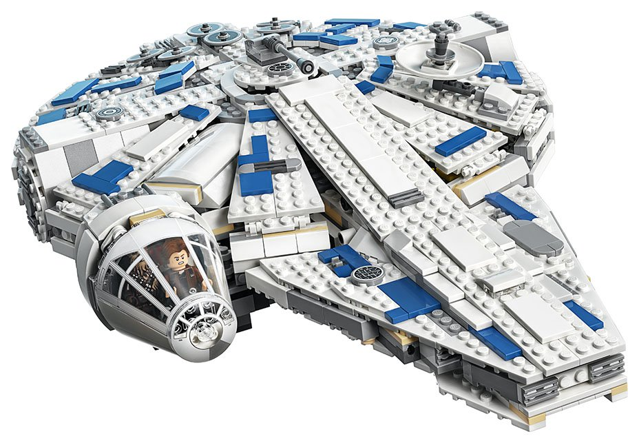 Solo: ASWS Kessel Run Millennium Falcon Lego Set 1