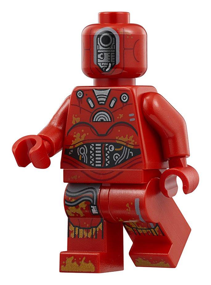 Solo: ASWS Kessel Run Millennium Falcon Lego Set 5