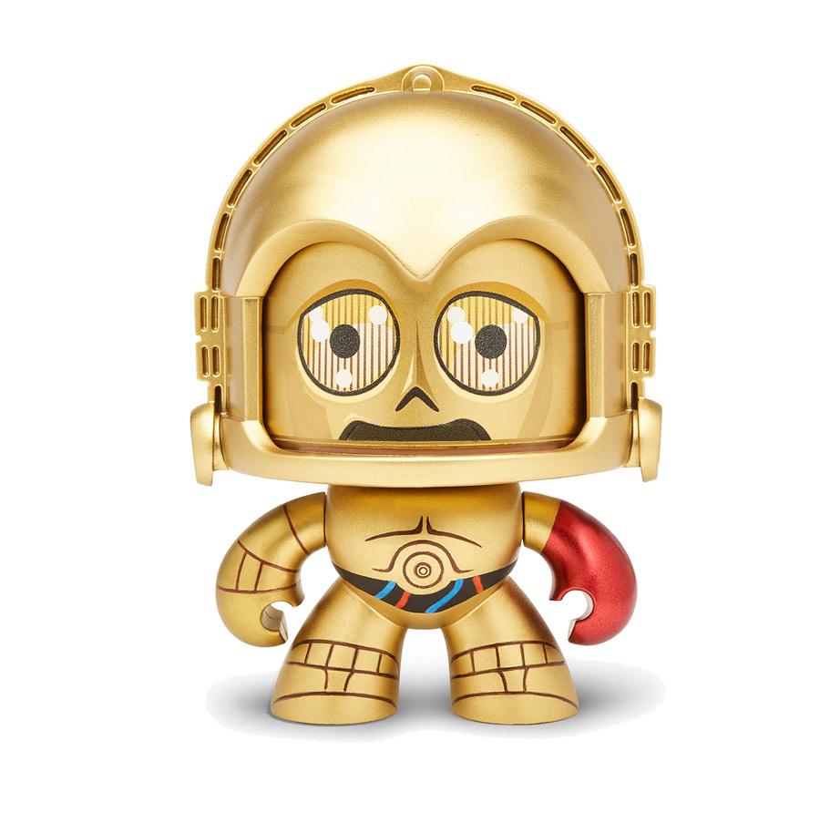 TFA FP MM C-3PO Figure