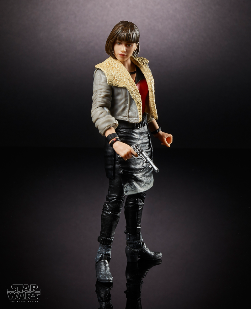 "Solo: A Star Wars Story Qi'ra 6"" Black Series Figure"