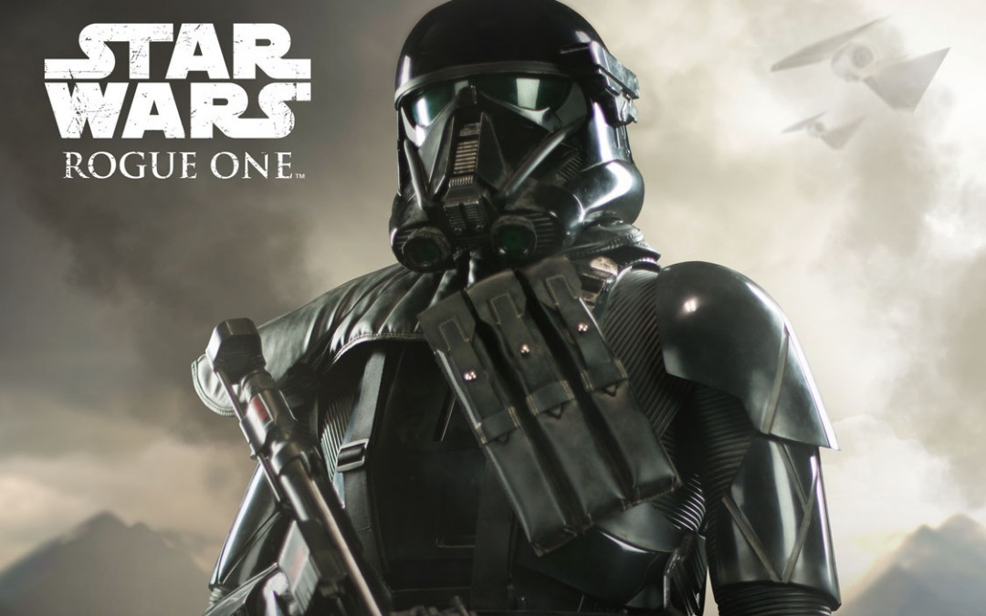 New Rogue One Deathtrooper Life-Size Figure coming soon!
