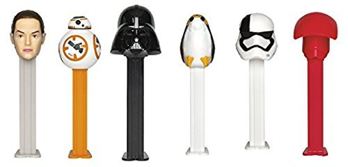 TLJ Candy PEZ Dispenser Set 2