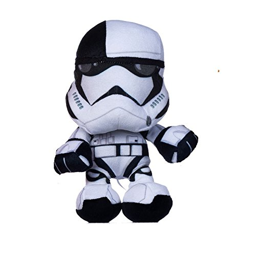 New Last Jedi First Order Stormtrooper Plush Toy available on Amazon.com
