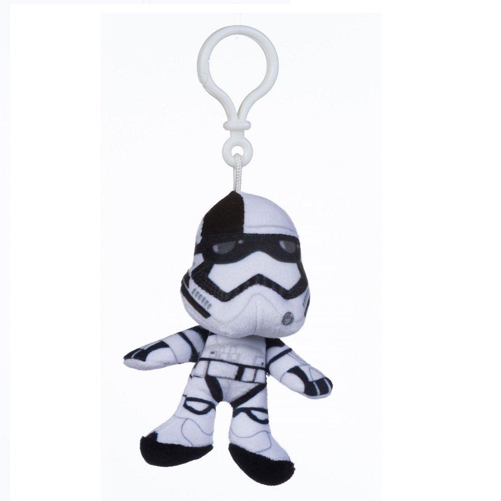 TLJ FO Stormtrooper Bag Key Clip