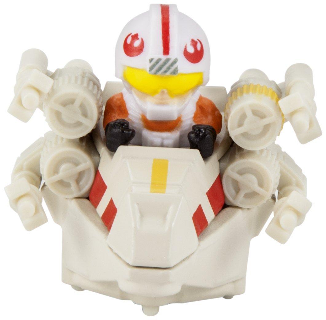 TLJ Luke Skywalker Battle Rollers Vehicle Toy 2